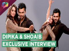 Dipika Kakar And Shoaib Ibrahim's Photo Shoot For Nach Baliye 8 | Exclusive Interview