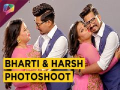 Bharti Singh & Harsh Limbachiyaa's Photo Shoot For Nach Baliye Season 8