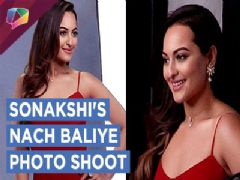 Sonakshi Sinha Talks About Judging Nach Baliye Season 8
