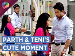 Parth And Teni Share A Cute Moment | Dil Se Dil Tak | Colors Tv