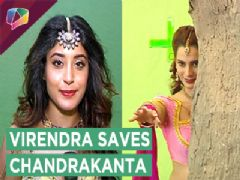 Chandrakanta Gets Saved By Virendra | Prem Ya Paheli - Chandrakanta | Life Ok