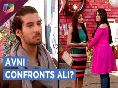 Avni Wants To Talk To Ali | Riya Stops Her | Naamkaran | Star Plus