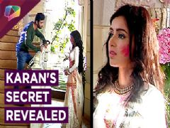 Karan's Umbrella-Secret Finally Revealed | Ek Shringaar Swabhimaan | Colors Tv