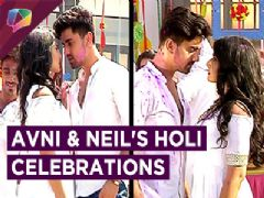 Avni And Neil Celebrate Holi Together | Avni's Masterplan Failed | Naamkaran | Star Plus