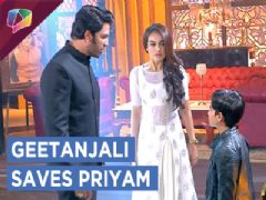 Geetanjali Saves Priyam From Rishabh | Koi Laut Aaya Hai | Star Plus