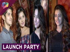 Hina Khan, Rohan Mehra, Kanchi Singh And Others At Moh Moh Ke Dhaage Launch Party