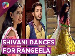 Shivani And Maldawali Dance For Rangeela | Ghulam | Life Ok