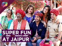 Tu Sooraj Main Saanjh Piyaji's Cast Does A Live Event At Jaipur | Star Plus