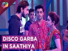 Gopi Challenges Ricky | Ricky Gets Hurt | Saath Nibhana Saathiya | Star Plus