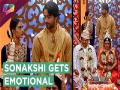 Sonakshi RECOLLECTS her Wedding Memories | Saurabh And Ronita's Wedding | Kuch Rang Pyaar Ke Aise Bhi