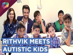 Rithvik Dhanjani REVEALS about Autism | Exclusive Interview