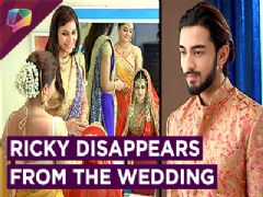 Ricky Runs Away From The Wedding? |Saath Nibhana Saathiya| Star Plus