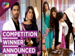 Kunal & Meghna WIN Couple Dance Competition | Ek Shringaar Swabhimaan | Colors Tv