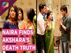 Naira FINDS all about Akshara's DEATH | Yeh Rishta Kya Kehlata Hai | Star Plus
