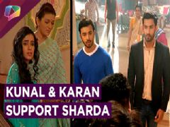 Kunal And Karan takes STAND for theri Mother-in-Law | Ek Shringaar Swabhimaan | Colors Tv