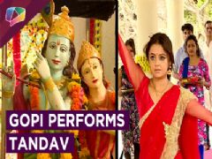 Jaggi's Life in DANGER | Gopi's TANDAV Dance | Saathiya | Star Plus