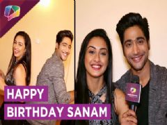 Sanam and Abigail share Sanam's Birthday Plans and Surprise | Exclusive