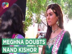 Naina convinces Meghna to believe Nand Kishor's INNOCENCE | Swabhimaan | Colors Tv