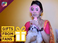 Devoleena Bhattacharjee receives gifts from fans | India Forums