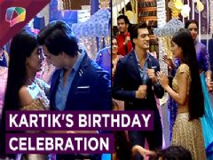 Naira's SURPRISE for Husband Kartik | Yeh Rishta Kya Kehlata Hai | Star Plus