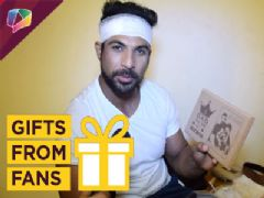 Mohammad Nazim receives gift from fans | India Forums