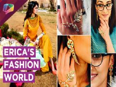 Erica Fernandes as FASHION Blogger and Vlogger | India Forums