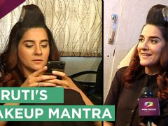 Shruti Seth REVEALS all about her Makeup | Exclusive