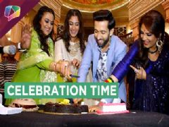 Shivaay, Anika And Team Ishqbaaaz Celebrate Their Achievement | Star Parivaar Awards