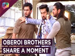 Ishqbaaaz And Dil Bole Oberoi Mahasangram | Oberoi Brothers Share A Moment| Star Plus