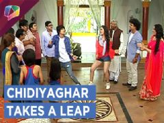 Sab Tv's Show Chidiyaghar Takes A Leap | India Forums | EXCLUSIVE