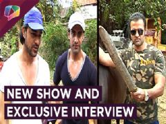 Sony Tv's New Show Porus Actors Start Training | EXCLUSIVE INTERVIEW | Rati Pandey | Laksh Lalwani