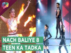 Nach Baliye 8 Will Witness A 'Teen Ka Tadka' |Mohit-Sanaya|Dipika-Shoaib| Eliminations| EXCLUSIVE