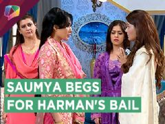 Harman Goes To Jail| Saumya Begs For Bail| Shakti-Astiva Ke Ehsaas Ki| Colors TV