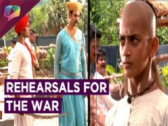 Bajirao Gets Trained For His War With Chandrasen | Peshwa Bajirao | Sony Tv