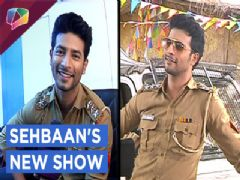 Sehbaan Azim Enters Udaan | EXCLUSIVE INTERVIEW | Colors Tv