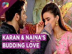 Karan And Naina's Cute And Special Moment | Ek Shringaar Swabhimaan | Colors Tv