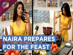 Naira And Suvarna Prepare For The Pooja In Goenka House | Yeh Rishta Kya Kehlata Hai | Star Plus