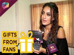 Surbhi Jyoti Receives Birthday Gifts From Her Fans | India Forums