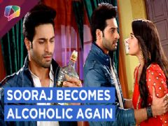 Sooraj Becomes Alcoholic Again | Chakor Gets Furious | Udaan | Colors Tv