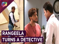 Rangeela becomes Detective To Find Out Chaudhary's Truth | Ghulam | Life Ok