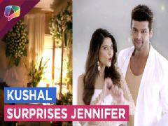 Jennifer Winget's Birthday Surprise From Kushal Tandon | Beyhadh | Sony Tv