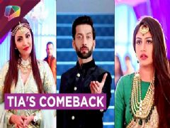 Ishqbaaaz To Have Navina Bole Aka Tia's comeback | Star Plus | India Forums