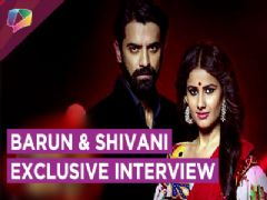 Barun Sobti And Shivani tomar Open Up About The Bashing From Fans | Iss Pyaar Ko Kya Naam Doon? | St