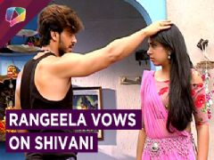 Rangeela Vows On Shivani | Veer's Marriage? | Ghulaam | Life Ok