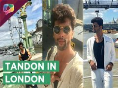 Kushal Tandon's Vacation Mode In London | Beyhadh | Sony Tv