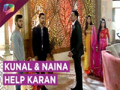 Kunal And Naina To Help Karan In Business | Nandkishore Upset | Swabhimaan | Colors TV