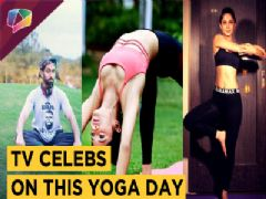 Jennifer, Krystle, Nakuul, Shivangi, Kanchi & More Wish A Happy Yoga Day