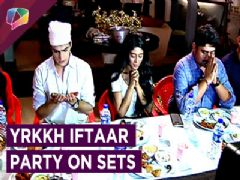 Yeh Rishta Kya Kehlata Hai Cast & Crew Celebrate Iftaar Party On Sets