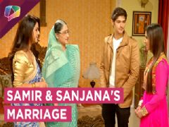 Samir And Sanjana To Get Married | Anjali Jealous | Sasural Simar Ka