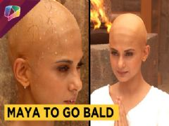 Maya To Go Bald And Make A Shocking Comeback| Jennifer's NEW LOOK | Beyhadh | Sony Tv